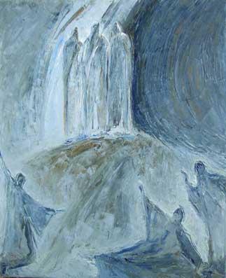 Macha Chmakoff, La Transfiguration